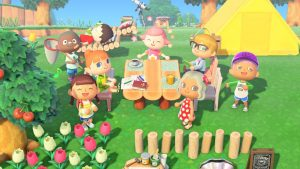 Modern Myths Nieuws: 2020 Week 8-10 - Animal Crossing New Horizons Multiplayer