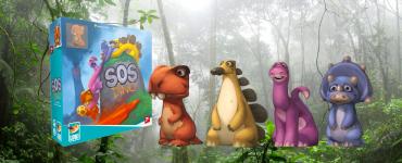 SOS Dino - openingsbeeld