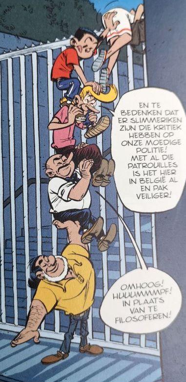 Suske en Wiske: Cromimi - Helden stapelen 2