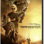Terminator Dark Fate dvd packshot