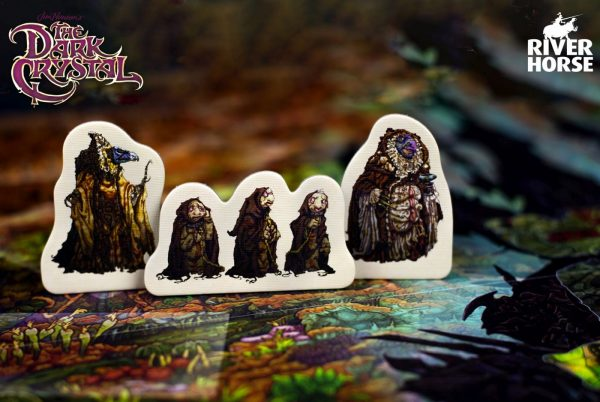 The Dark Crystal board game - Skeksis