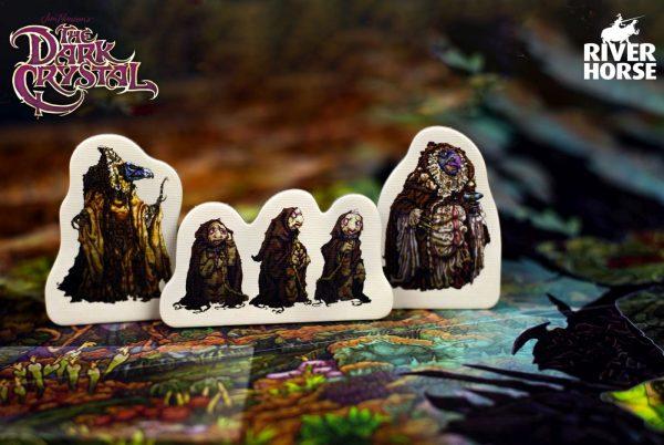 The Dark Crystal board game - Skeksis