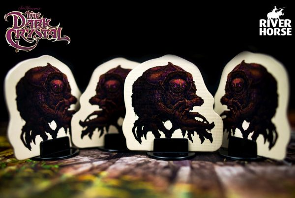 The Dark Crystal board game - de Garthim