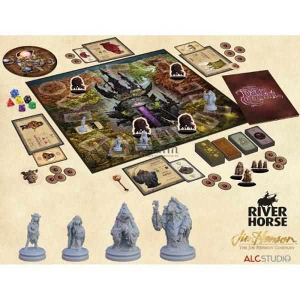 The Dark Crystal board game - speloverzicht