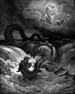 Zeemanslegendes - De vernietiging van de Leviathan