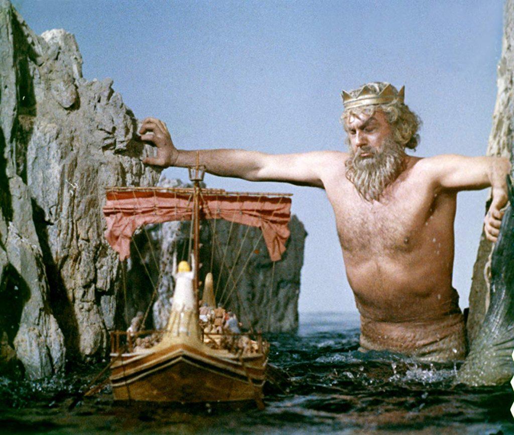 Jason and the Argonauts - Triton