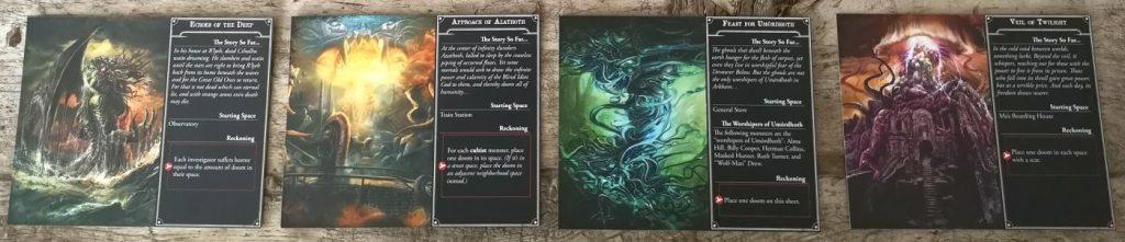 De goden van H.P. Lovecraft