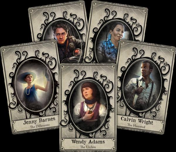 Arkham Horror Third Edition - onderzoekers