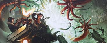 Arkham Horror Third Edition - openingsbeeld