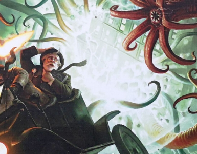 Arkham Horror Third Edition - openingsbeeld