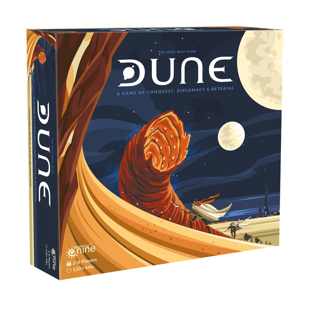 Dune bordspel packshot
