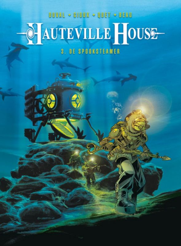Hauteville House 3 - De Spooksteamer small