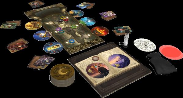 Obscurio bordspel - speloverzicht