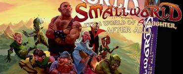 Small World bordspel - openingsbeeld 3