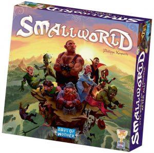 Small World bordspel - packshot