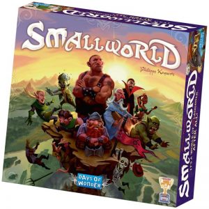 Small World bordspel (NL) - packshot