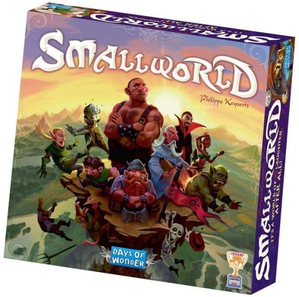 Small World bordspel (NL) - packshot