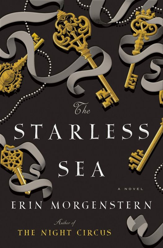 The Starless Sea - Erin Morgenstern - cover