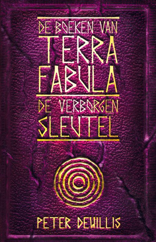 De Boeken van Terra Fabula 5 - De Verborgen Sleutel cover