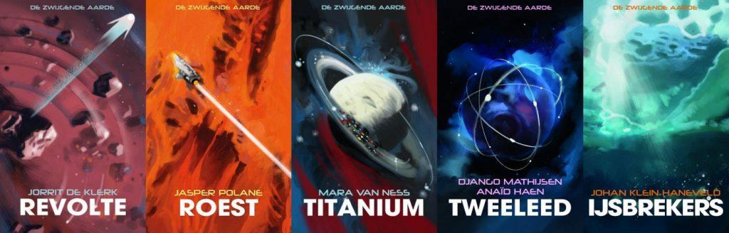 De Zwijgende Aarde complete serie