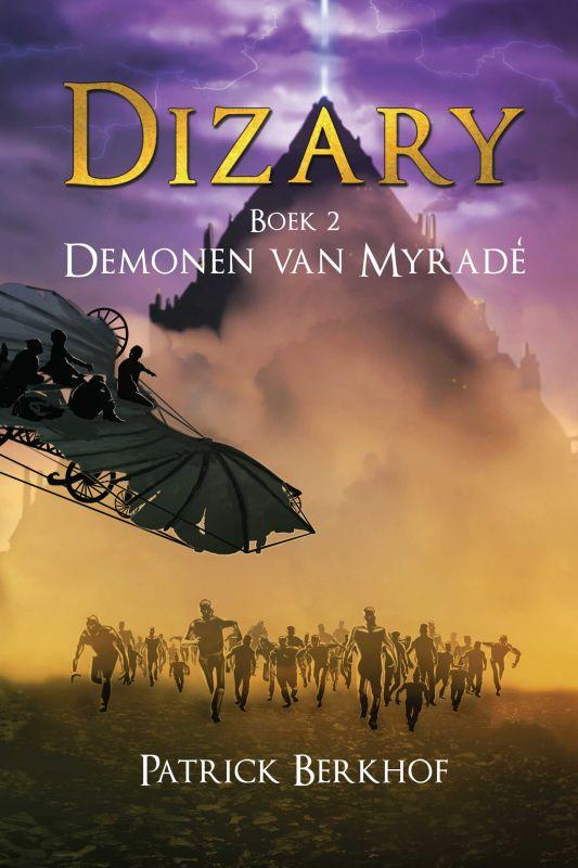 Dizary boek 2: Demonen van Myradé cover