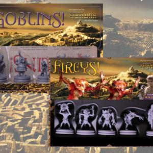 Goblins en Fireys uitbreidingen