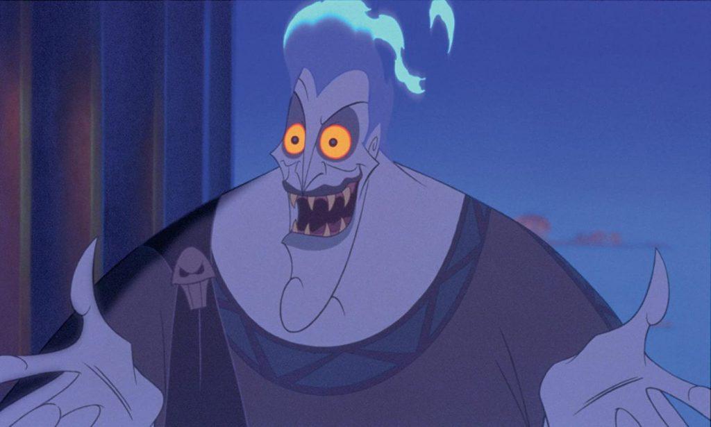 James Woods - Hades - Disneys Hercules
