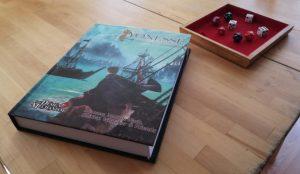 Lyonesse RPG - The Design Mechanism