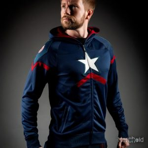 Modern Myths Nieuws 2020: Week 17/18 - Captain America Hoodie - Merchoid