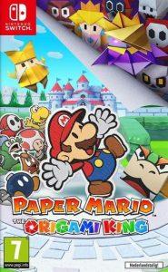 Modern Myths Nieuws 2020 Week 19 20 - Paper Mario The Origami King packshot