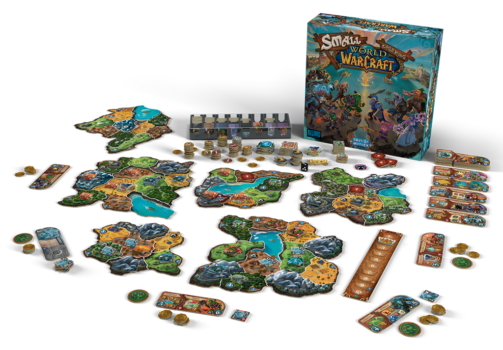 Modern Myths Nieuws 2020 Week 19 20 - Small World of Warcraft overzicht