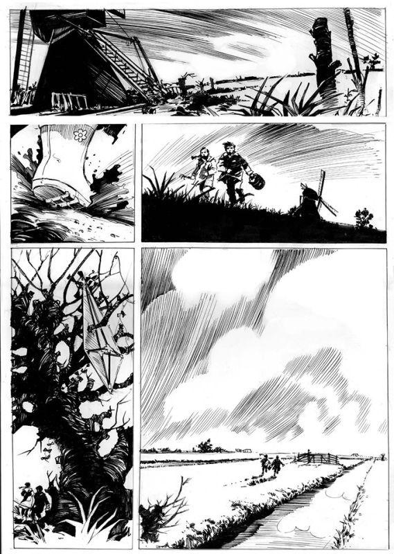 Modern Myths Nieuws 2020 Week 19 20 - Worst Case Scenario graphic novel klein