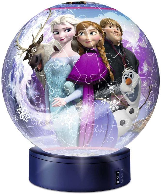 Ravensburger Disney Frozen 3D-puzzel-nachtlampje