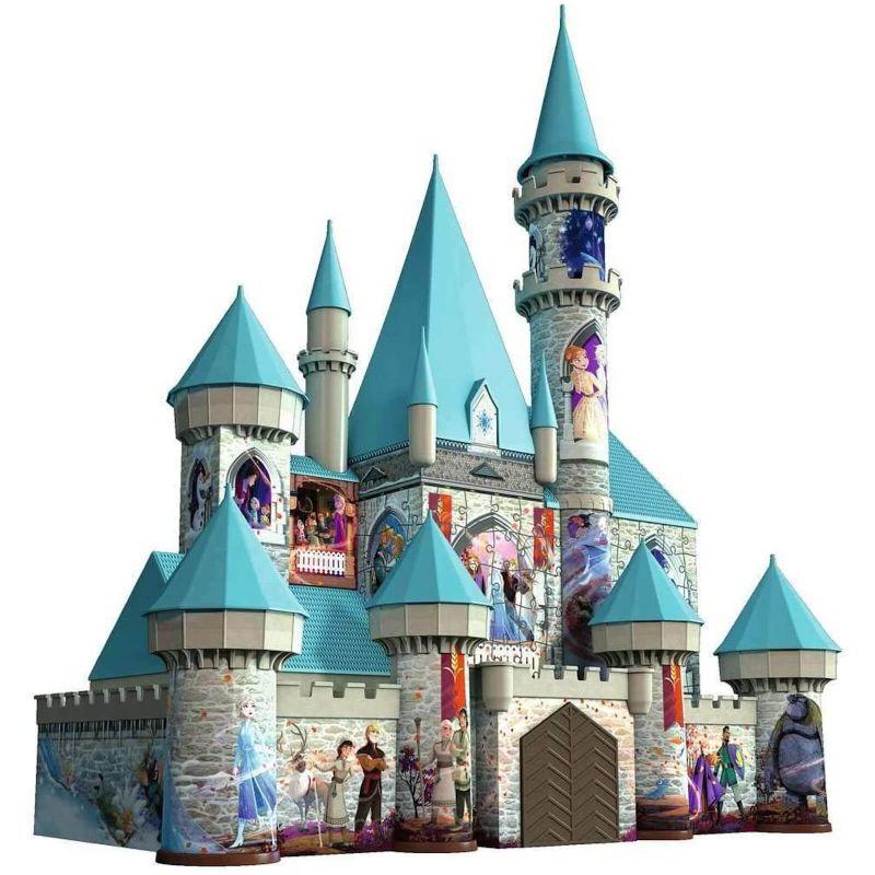 Ravensburger Frozen 2 Castle 3D Jigsaw Puzzle (216 Pieces) kasteel