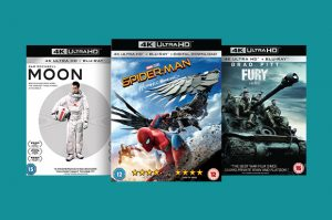 Sony Pictures 4K UHD Zavvi