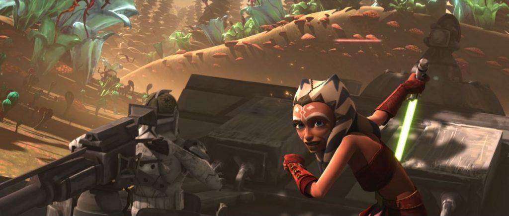 Star Wars: The Clone Wars seizoen 7 - Ahsoka Tano