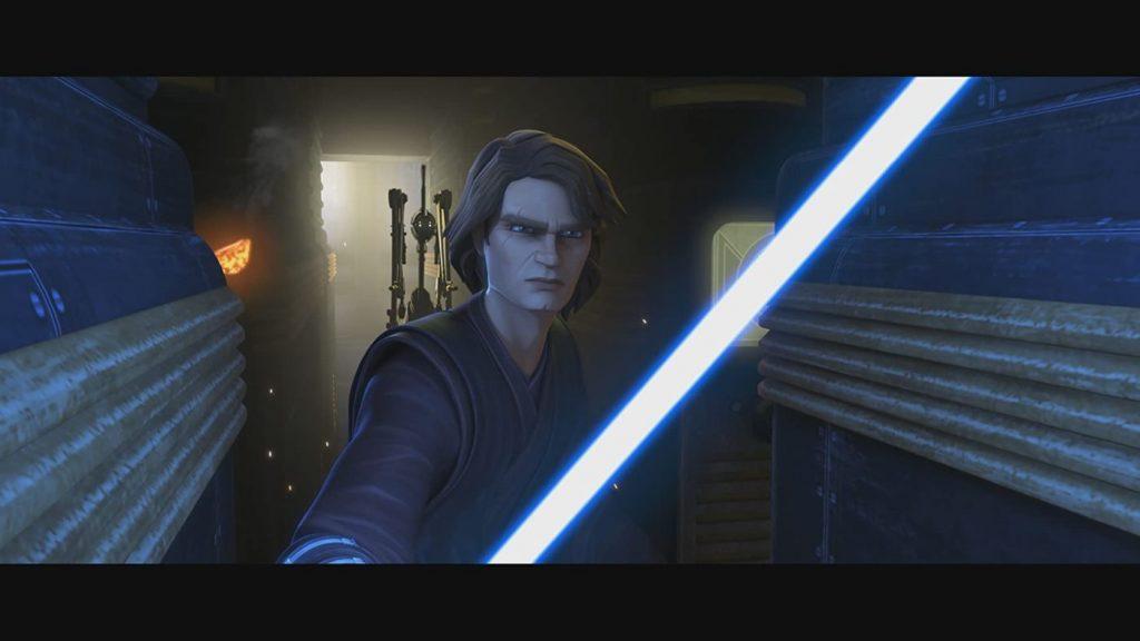 Star Wars The Clone Wars seizoen 7 - Anakin Skywalker