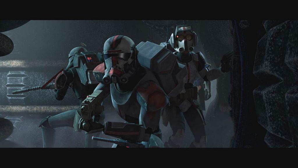 Star Wars The Clone Wars seizoen 7 - Stormtroopers