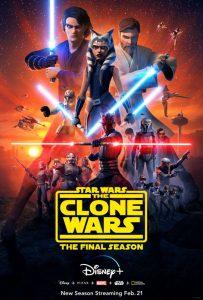 Star Wars The Clone Wars seizoen 7 poster