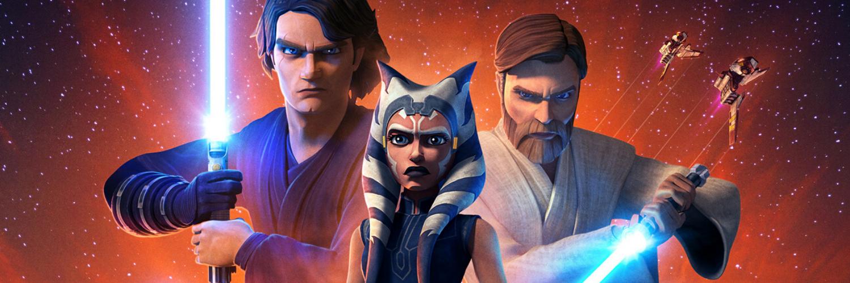 Star Wars: The Clone Wars Seizoen 7 - Modern Myths