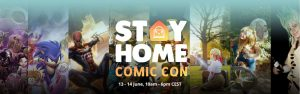 Stay Home Comic Con Summer Edition 2020