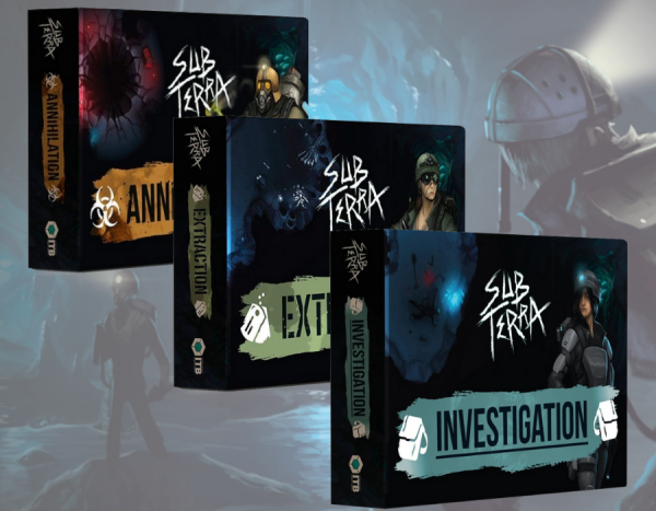 Annihilation Extraction en Investigation