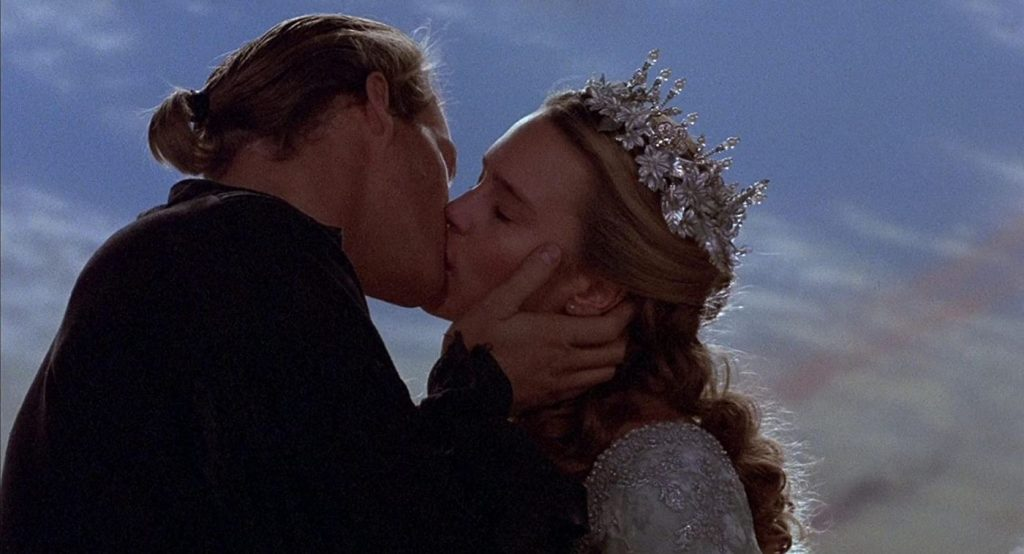 The Princess Bride - Cary Elwes en Robin Wright