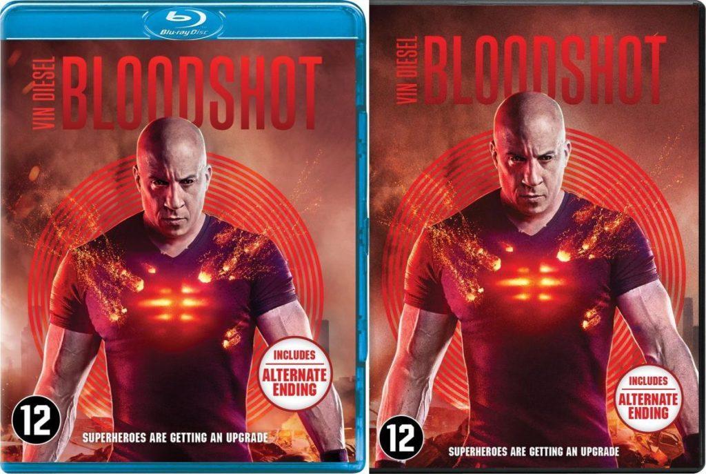 Bloodshot blu-ray dvd winactie - prijzen