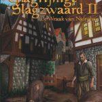 Het Chagrijnige Slagzwaard II - cover