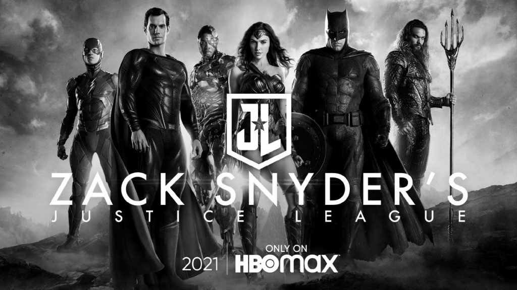 Modern Myths Nieuws 2020: Week 21/22 - Justice League The Snyder Cut