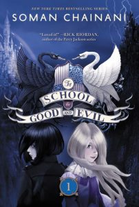 Modern Myths Nieuws 2020: Week 21/22 - The School for Good and Evil