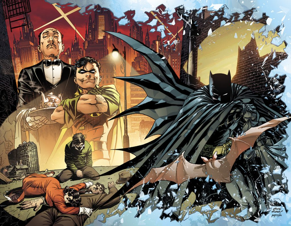 Modern Myths Nieuws 2020: Week 23 - 25 - Detective Comics 1027