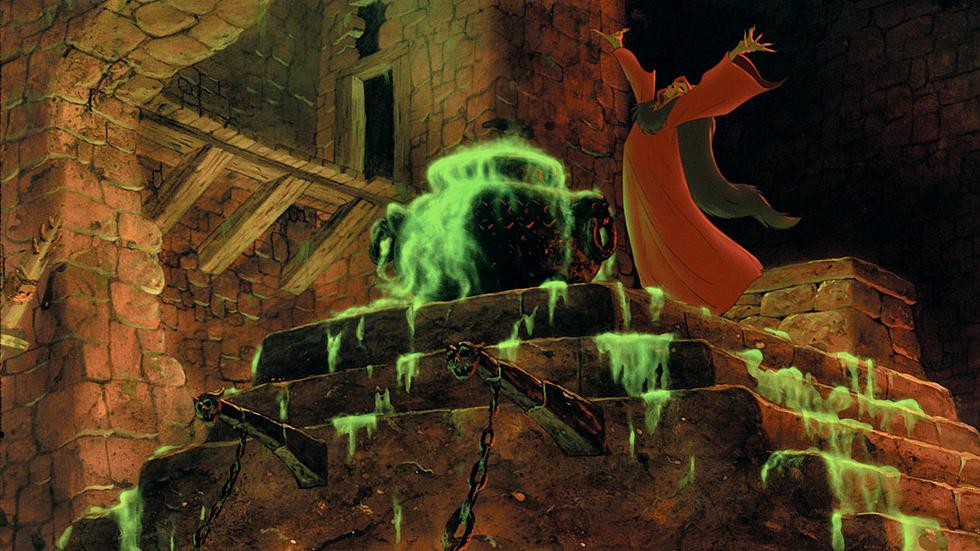 Modern Myths Nieuws 2020: Week 23 - 25 - Taran en de Toverketel - The Black Cauldron - Disney 1985