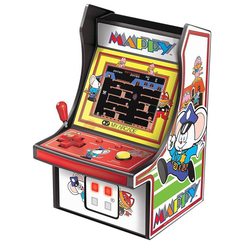 Retro Arcade Micro Player - Mappy - Zavvi
